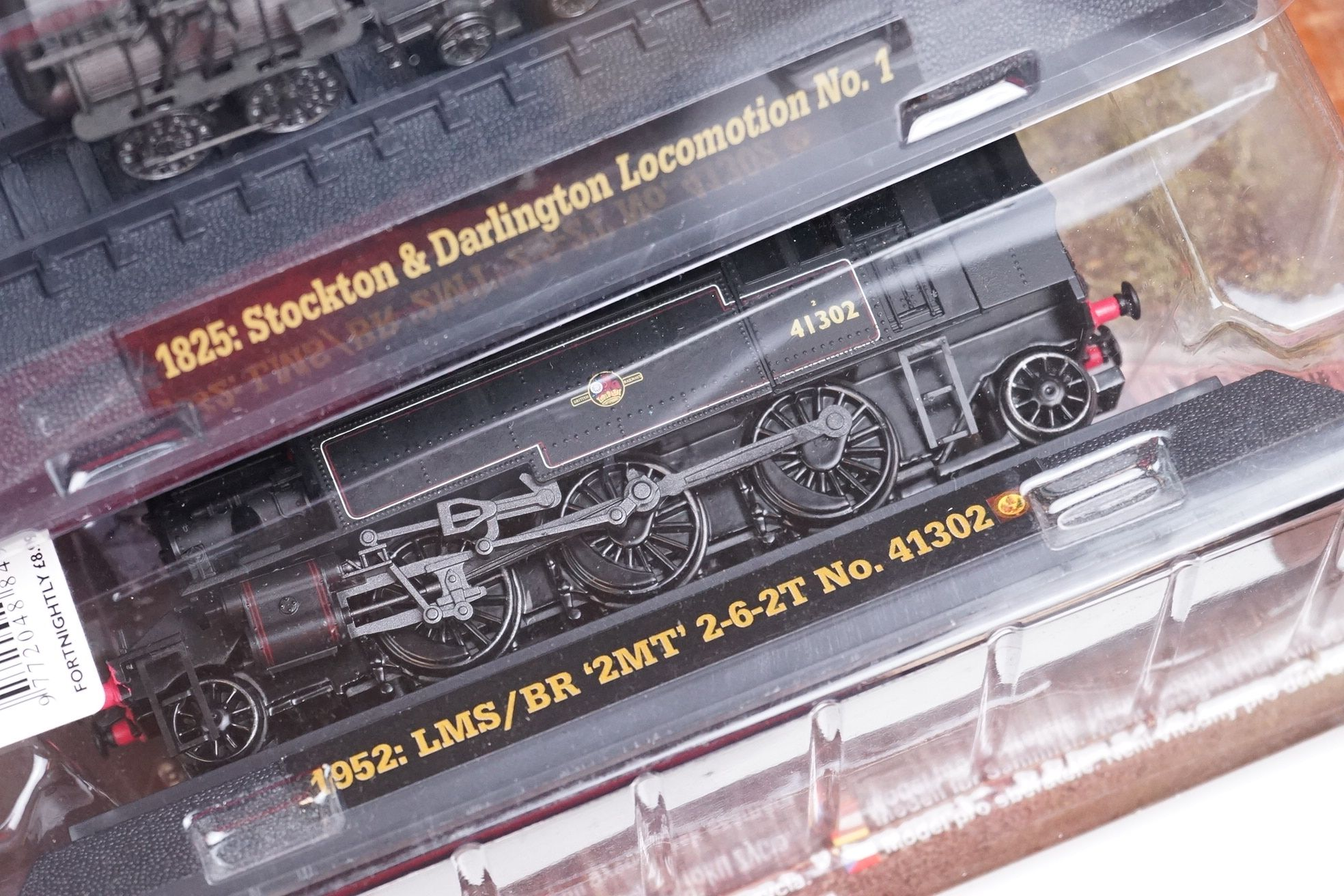 A large collection of railway locomotive models contained within three boxes to include the 1963 - Image 5 of 10