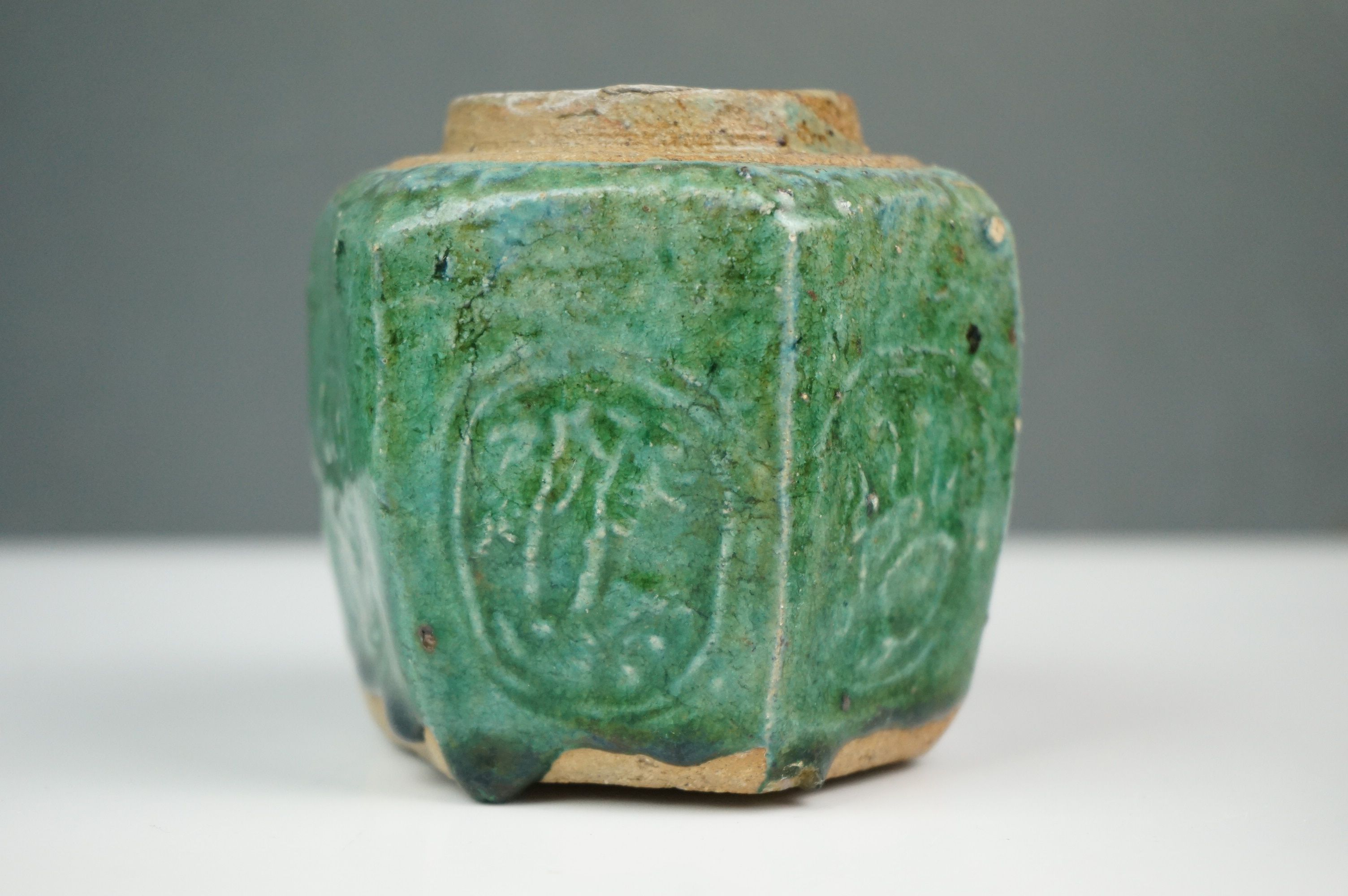 Two oriental bowls, Chinese vase etc - Image 6 of 15