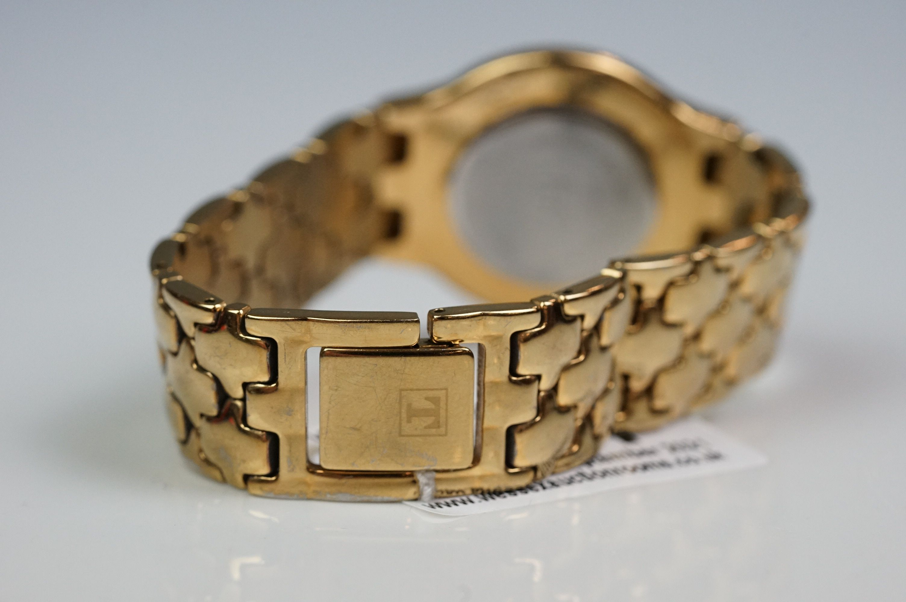 Tissot K250 gold plated dress watch - Image 10 of 10