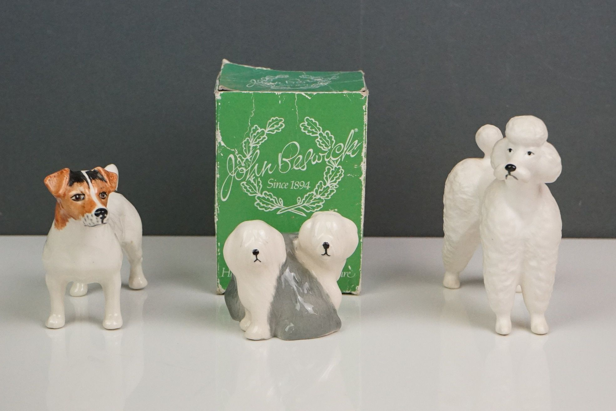 A small collection of ceramic animals to include Beswick & Royal Doulton examples. - Image 3 of 6