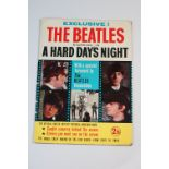 Original 1960's ' The Beatles starring in a Hard Day's Night ' Booklet dated 1964