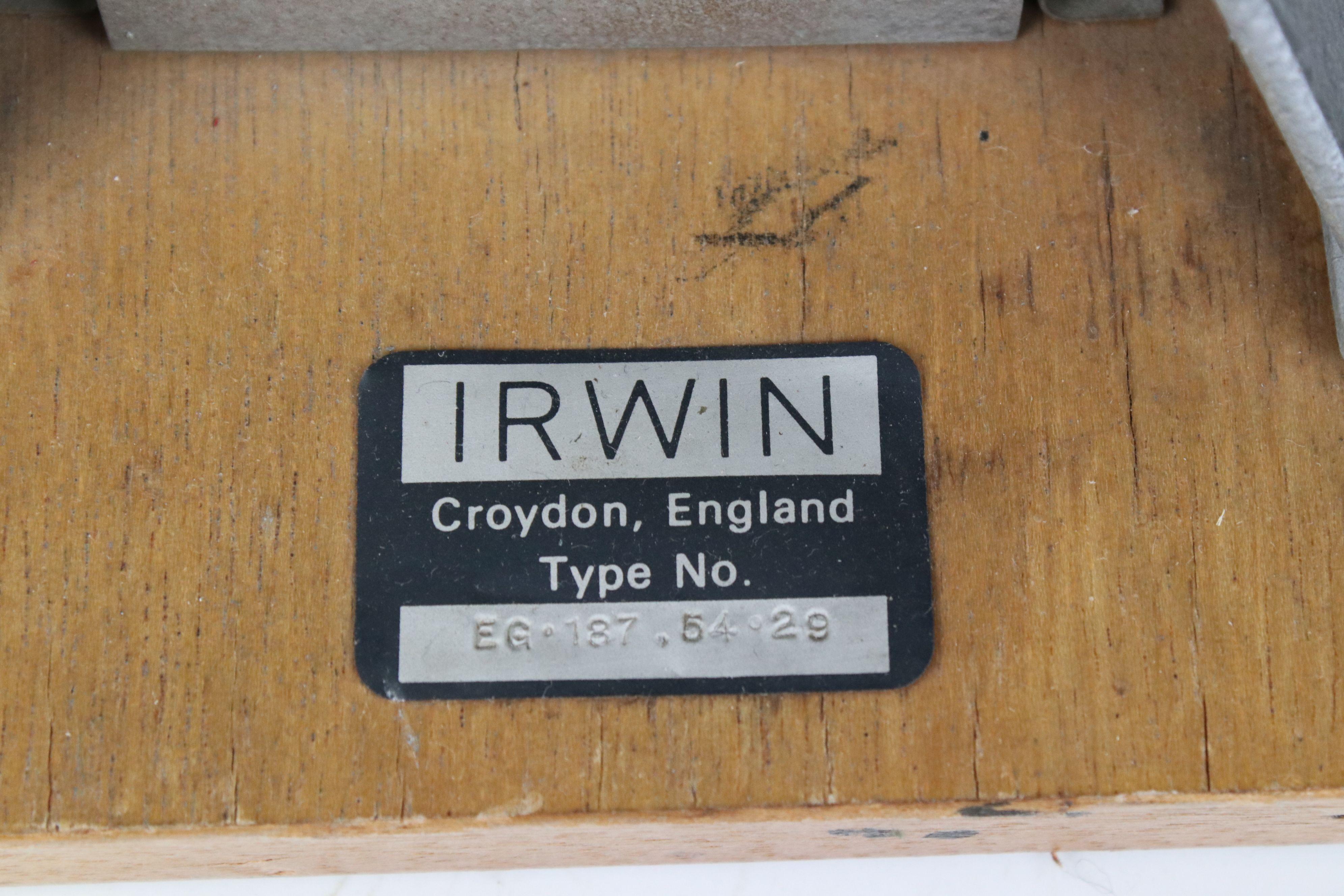 Cast Cut-away Demonstration Model of a Two-stroke Engine by Irwin & Partners Ltd of Croydon, on - Image 4 of 5