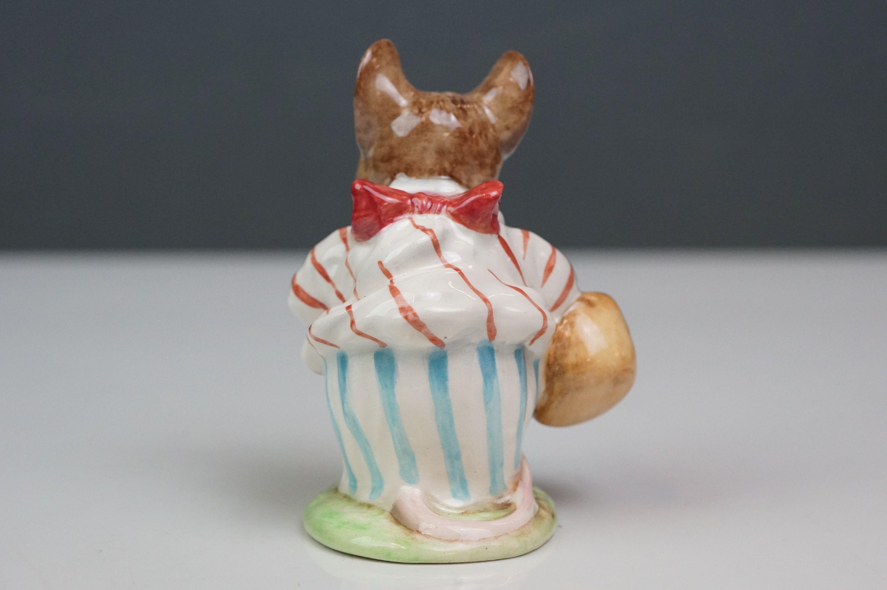 Beswick Beatrix Potter's Mrs Tittlemouse, style one, BP 1A No. 1103 - Image 4 of 5