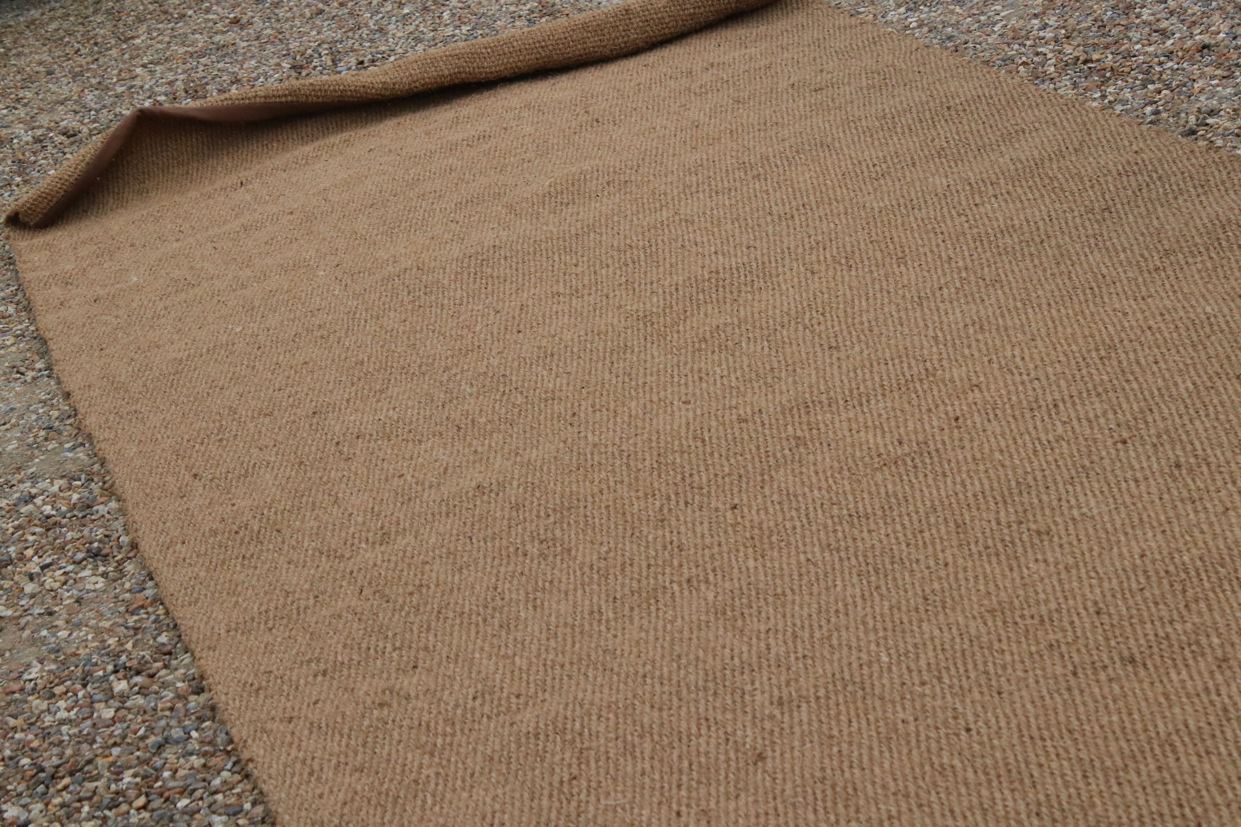 Large coconut mat runner, approx. 20' x 6' (unused) - Image 3 of 3