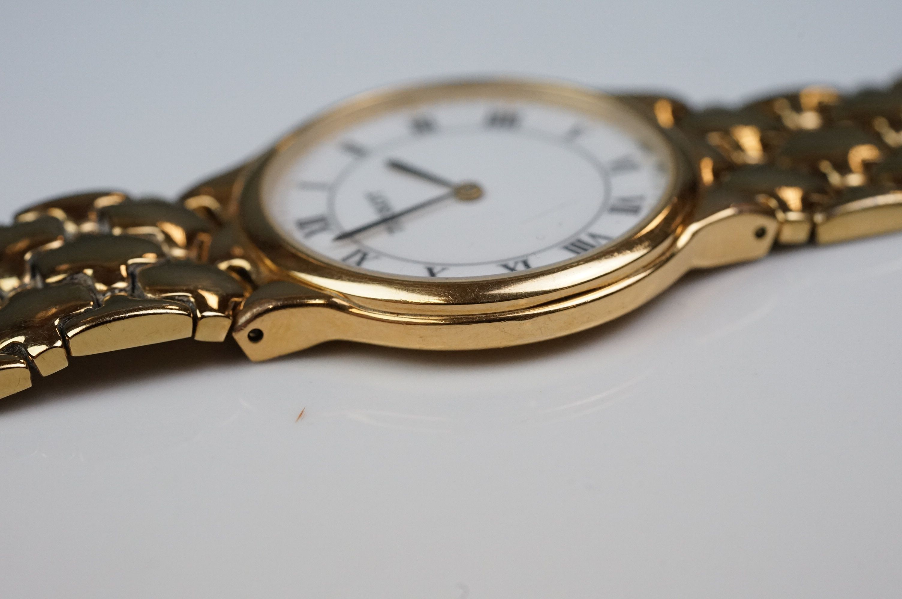Tissot K250 gold plated dress watch - Image 5 of 10