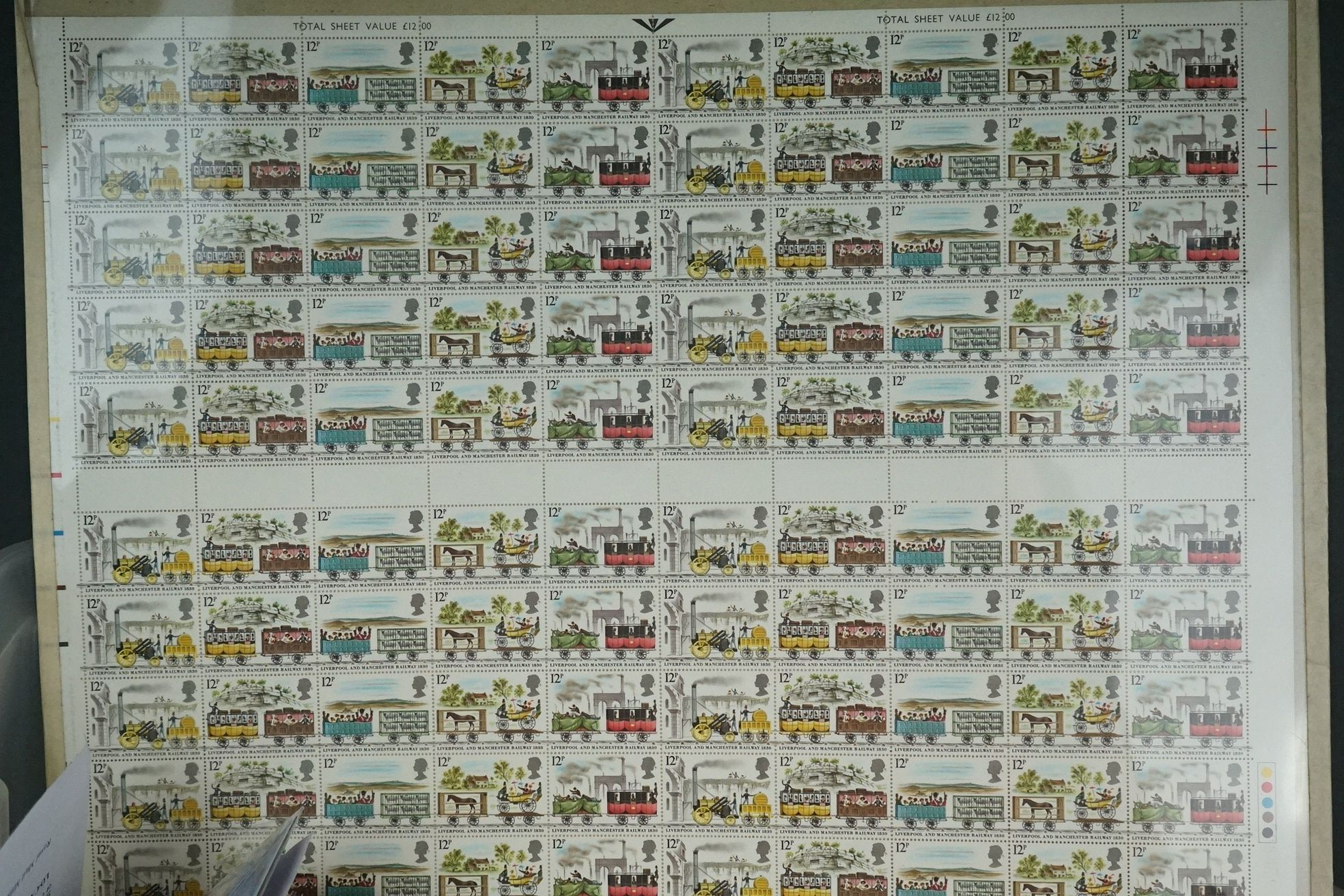 A large collection of mint Royal Mail stamp sets together with a large quantity of first day covers. - Image 2 of 4