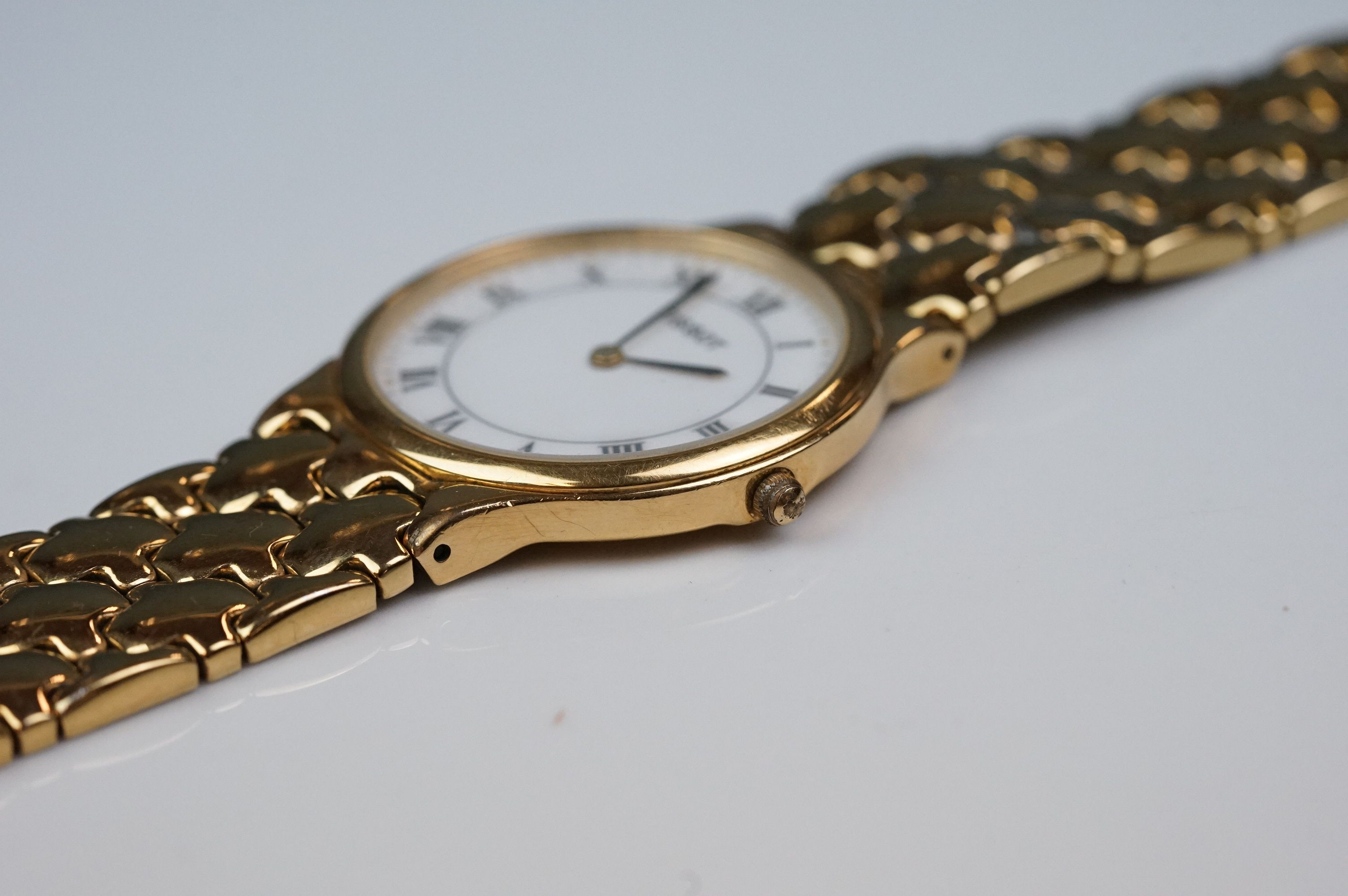 Tissot K250 gold plated dress watch - Image 4 of 10