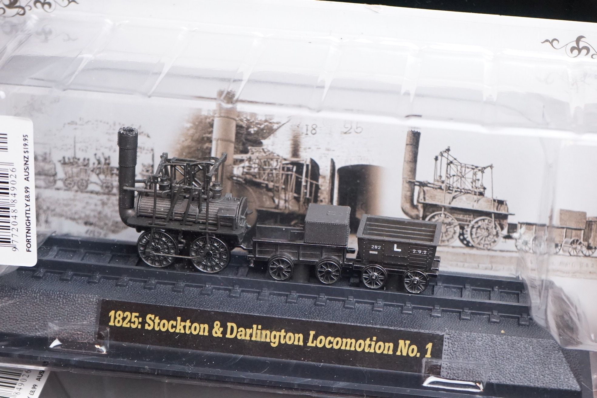 A large collection of railway locomotive models contained within three boxes to include the 1963 - Image 4 of 10
