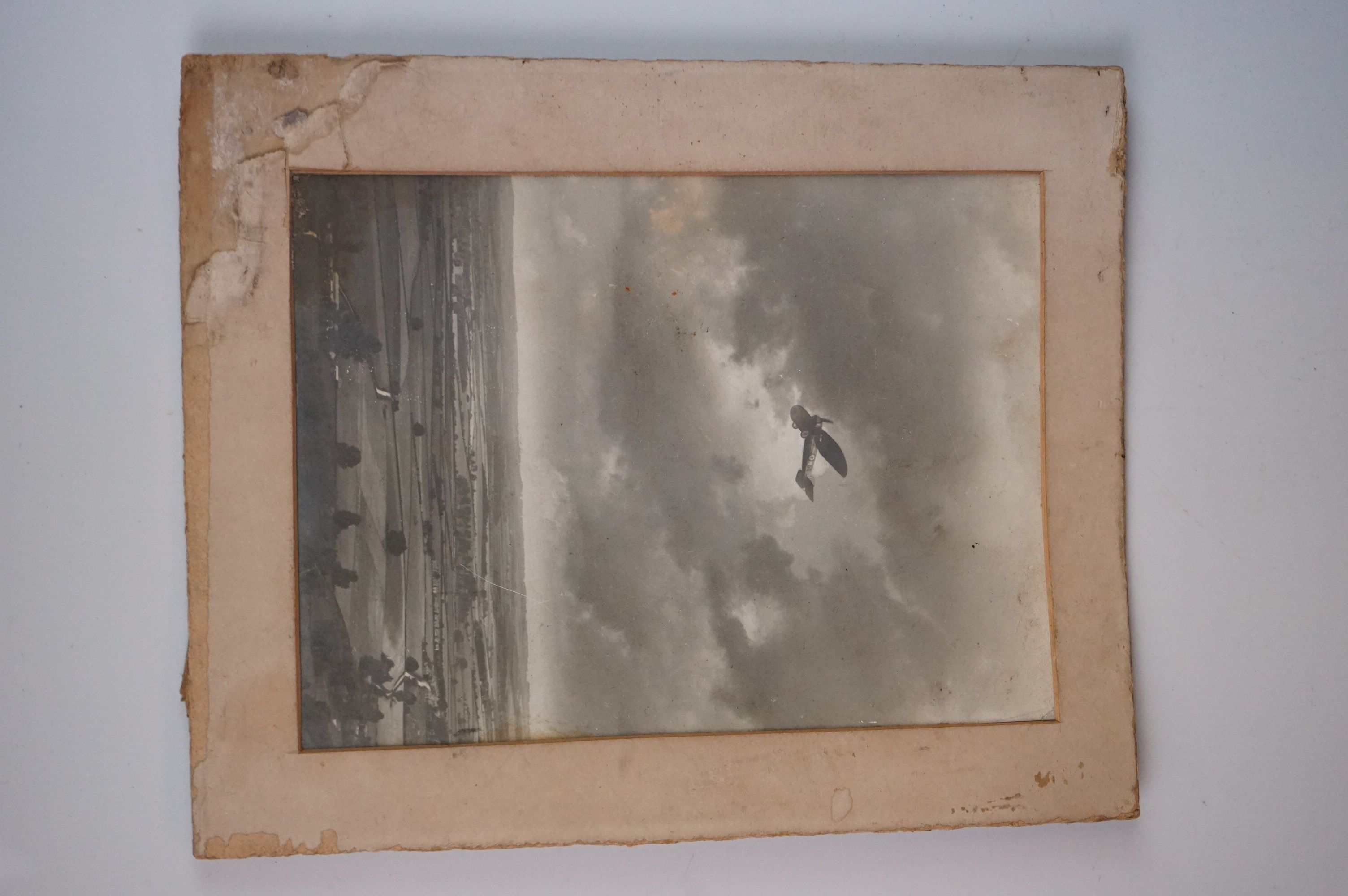Album containing WW1 photographic postcards of the Royal Medical Corps, many with correspondence & - Image 13 of 13