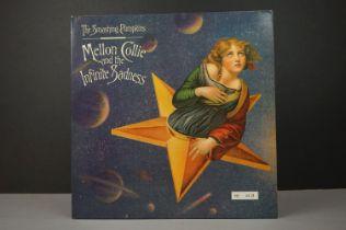 Vinyl - The Smashing Pumpkins Mellon Collie and the Infinite Sadness 3 LP on Hut, HUTLP30,