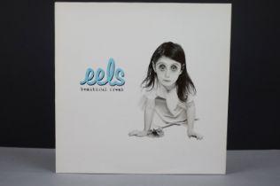 Vinyl - Eels Beautiful Freak LP on Dreamworks DRLP50001, vg++