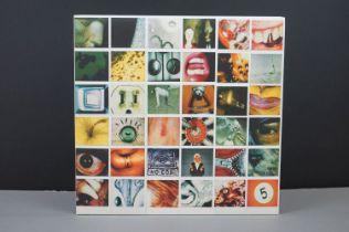 Vinyl - Pearl Jam No Code LP on Epic 484448-1 multi fold gatefold sleeve, inners and 9 photo