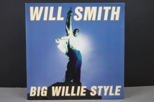 Vinyl - Will Smith Big Willie Style 2 LP on Columbia C2 68683, with inners, sleeve with creasing, vg