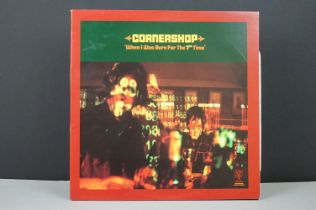 Vinyl - Cornershop When I Was Born For The 7th Time 2LP on Wiiija Recorda WIJLP 1065, vg+