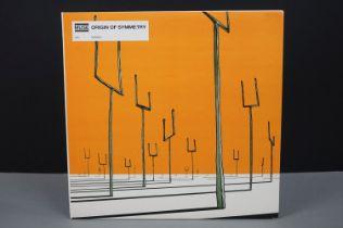 Vinyl - Muse Origin of Symmetry 2 LP on Mushroom MUSH93LP with lyric inners, sleeves vg+, vinyl ex