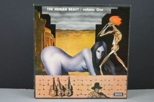 Vinyl - Psych / Prog Rock - The Human Beast Volume one (UK 1970 on Decca Records, SKL.5053 P-1W /