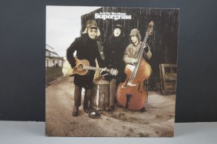 Vinyl - Supergrass In It For The Money LP on Parlophone, original pressing, with inner, non feelable