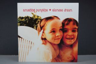 Vinyl - Smashing Pumpkins Siamese Dream 2 LP on Caroline Virgin Records America, Carol 1740,