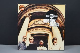 Vinyl - Ocean Colour Scene Moseley Shoals LP on MCA 60008, gatefold, sticker to cover sleeve,