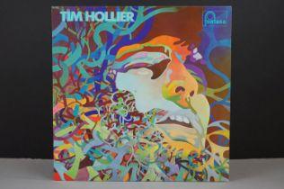 Vinyl - Acid Psych / Prog Rock - Tim Hollier Self Titled (UK 1st Pressing 1970 on Fontana Records