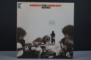 Vinyl - The Kooks Inside In Inside Out 2 LP with bonus Live at Abbey Road Studios Vinyl on Virgin