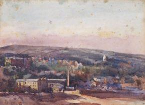 John Guttridge SYKES (British 1866-1941)The Old Serpentine Works Wherrytown Penzance,