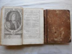 COTTON, J. The Way of Life… 1641, London, 8vo some loss to t/p & prelims, worming to pp.1-80 with