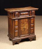 A Small 17th/18th Century Italian Side Cabinet.