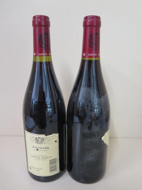 Louis Jadot 2000 75cl bottle of Pommard and a 2001 75cl bottle of Beaune red wine, both sealed - Image 2 of 2