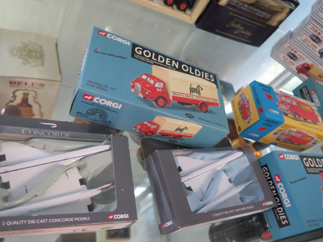 A collection of boxed diecast vehicles including Archive Corgi, Dan-toys Solido, 26 in total - Image 4 of 7