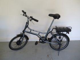"An unused E + Plus Unisex 20"" Mantra Electric bicycle EN15194-150 4210-2, 25km/h 250W, retail"
