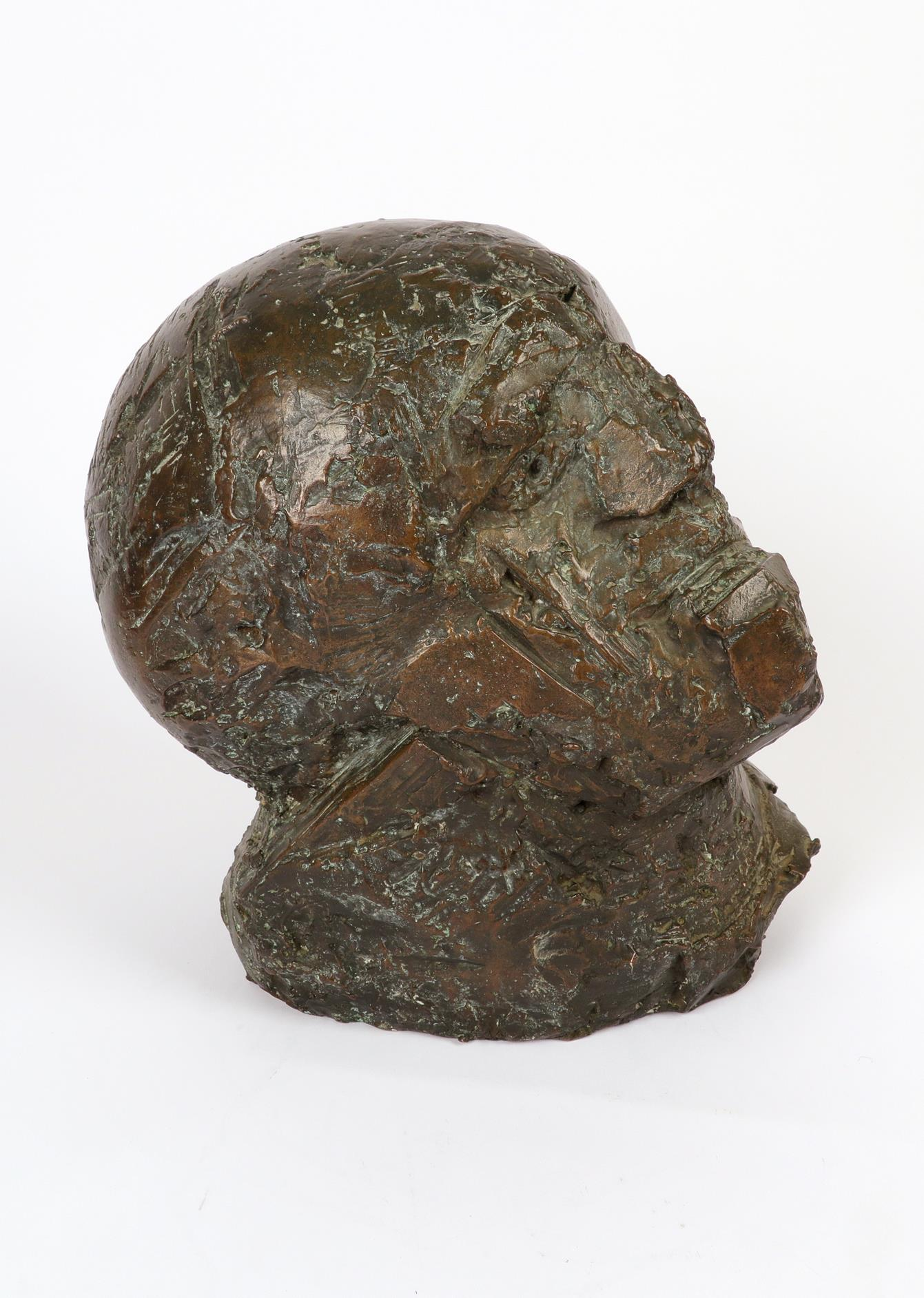 ‡Dame Elisabeth Frink CH, DBE, RA (1930-1993) Soldier Signed and numbered Frink/5/6 Bronze, 1963 - Image 5 of 8