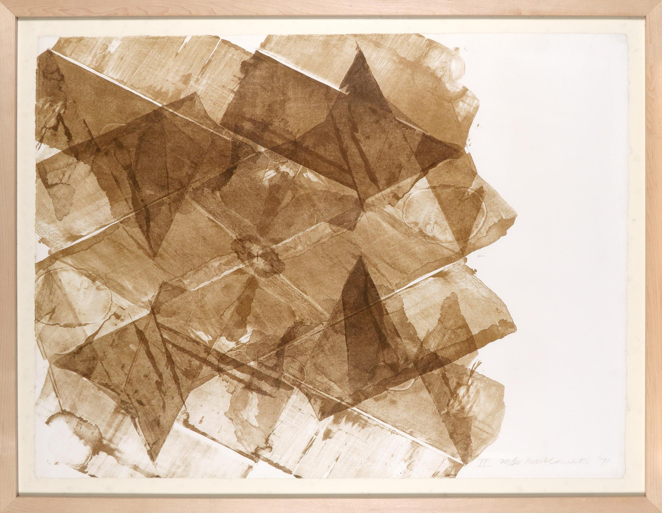 ‡Mark Lancaster (b.1938) Henry VI Suite: I; II; III Three, each signed Mark Lancaster, titled, dated - Image 6 of 9