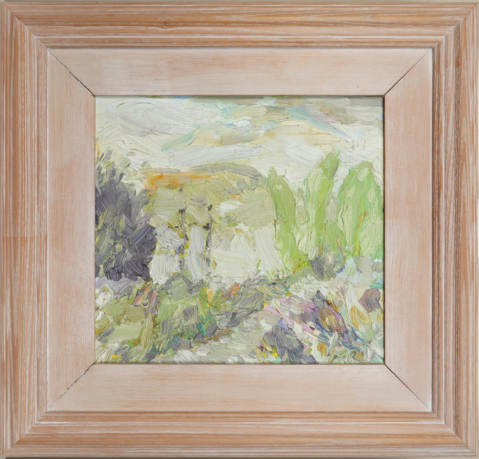 ‡Michael Paul Rainsford (Irish Contemporary) Trees, Farnhill Signed with initials MR (lower right) - Image 2 of 3