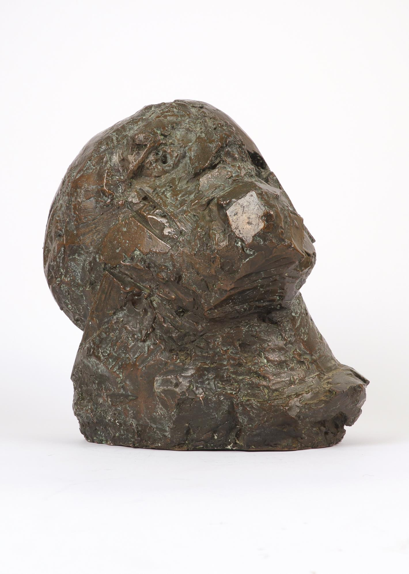‡Dame Elisabeth Frink CH, DBE, RA (1930-1993) Soldier Signed and numbered Frink/5/6 Bronze, 1963 - Image 4 of 8