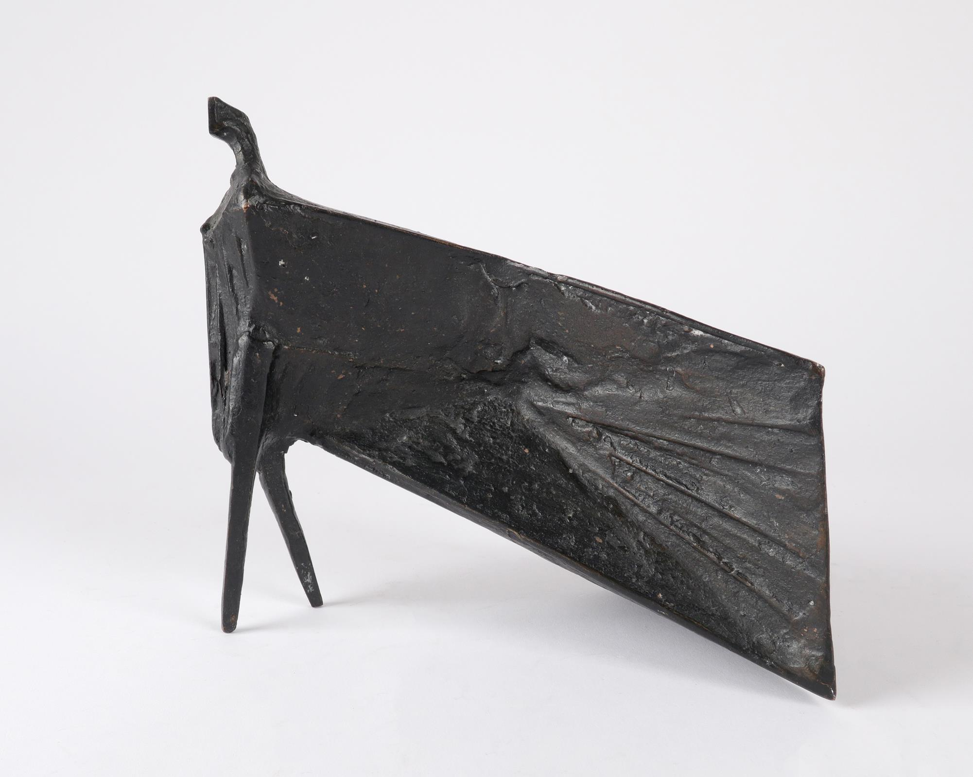 ‡Lynn Chadwick CBE, RA (1914-2003) Pair of Cloaked Figures III Each signed dated and numbered C/77/ - Image 8 of 22