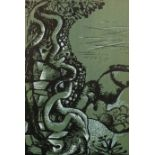 ‡John Craxton RA (1922-2009) Illustrations from The Poet's Eye Thirteen, each lithograph Largest