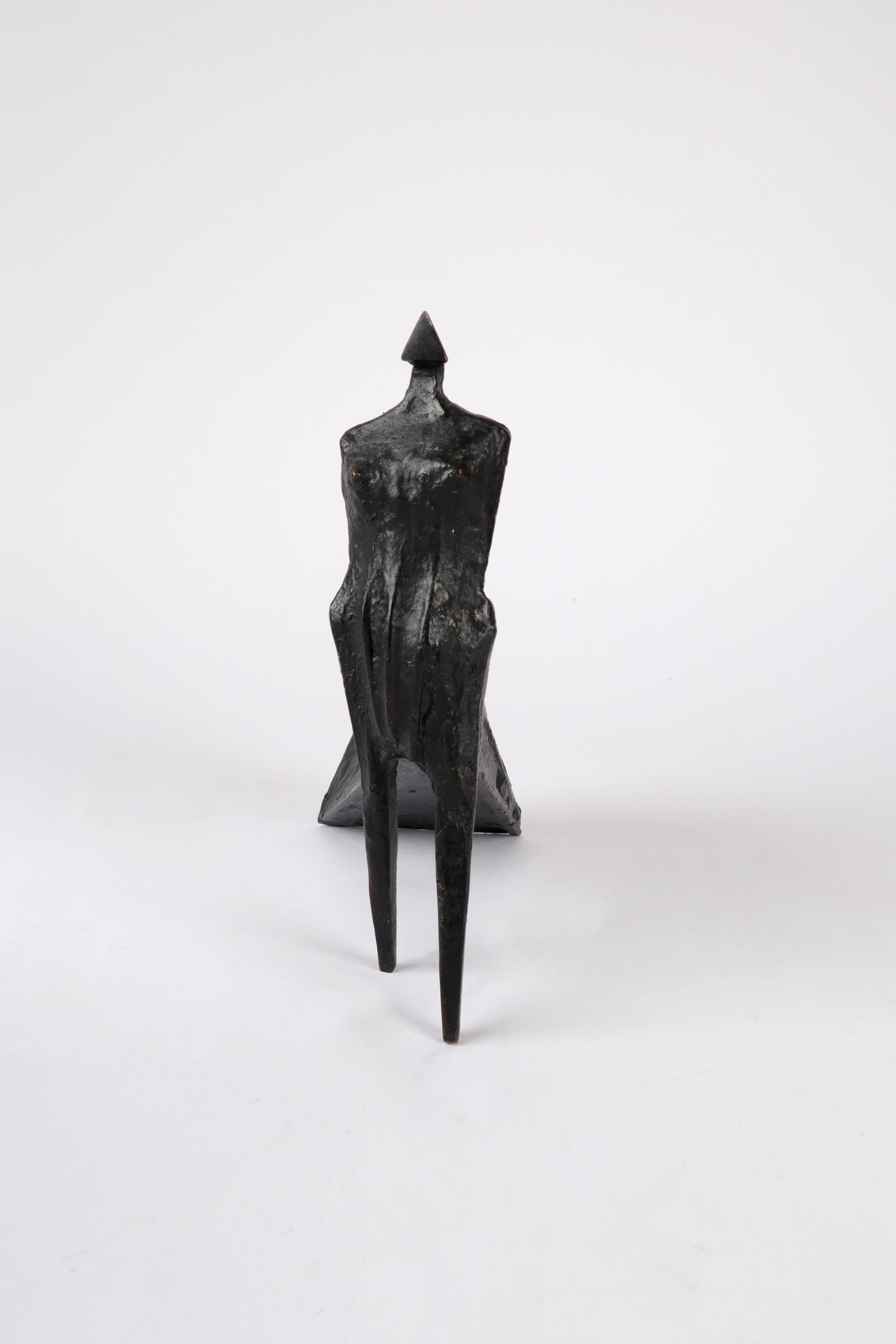 ‡Lynn Chadwick CBE, RA (1914-2003) Pair of Cloaked Figures III Each signed dated and numbered C/77/ - Image 3 of 22