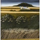 ‡David Humphreys (b.1937) Pembrokeshire Landscape Signed Humphreys (lower right), and signed and