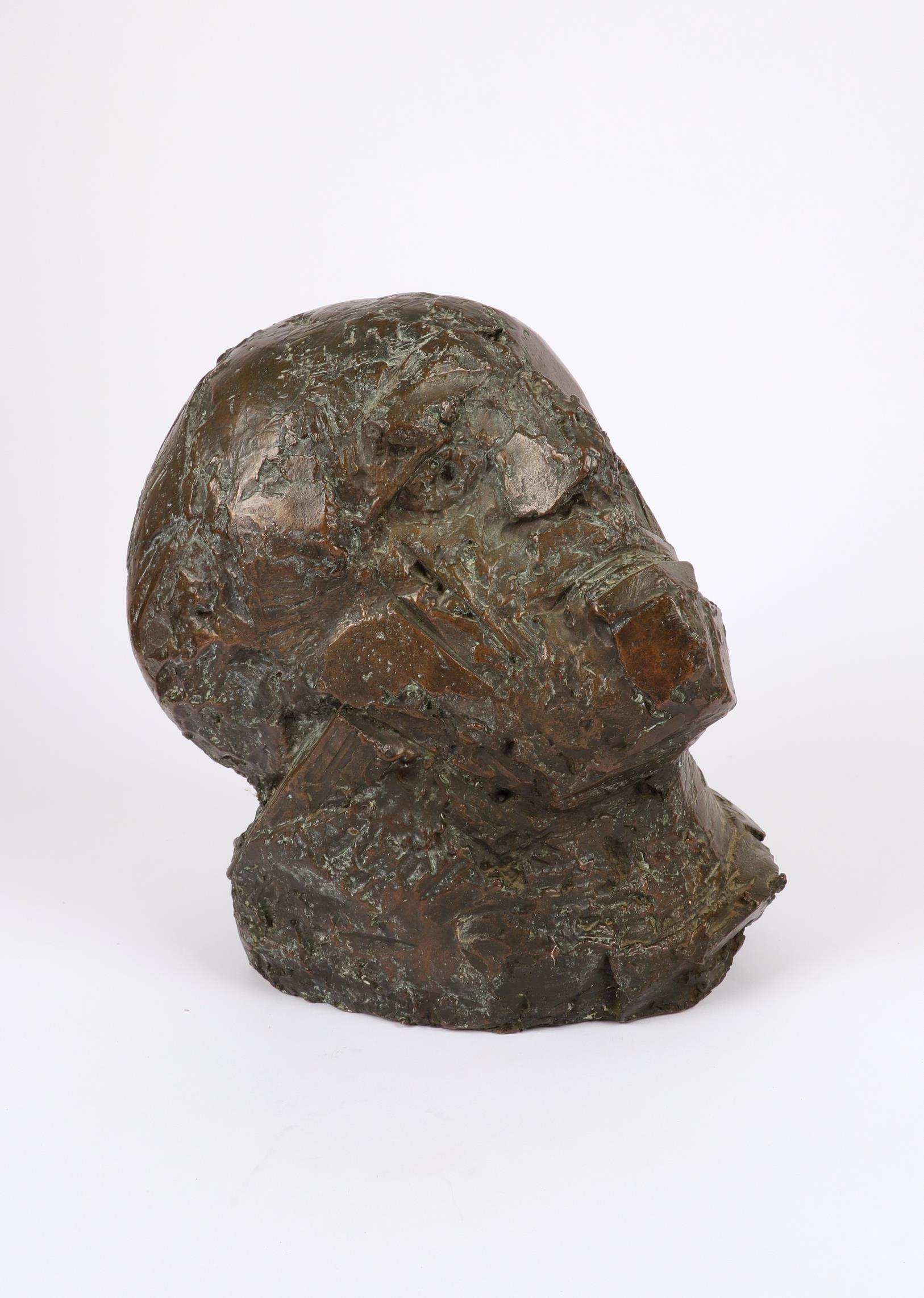 ‡Dame Elisabeth Frink CH, DBE, RA (1930-1993) Soldier Signed and numbered Frink/5/6 Bronze, 1963 - Image 3 of 8