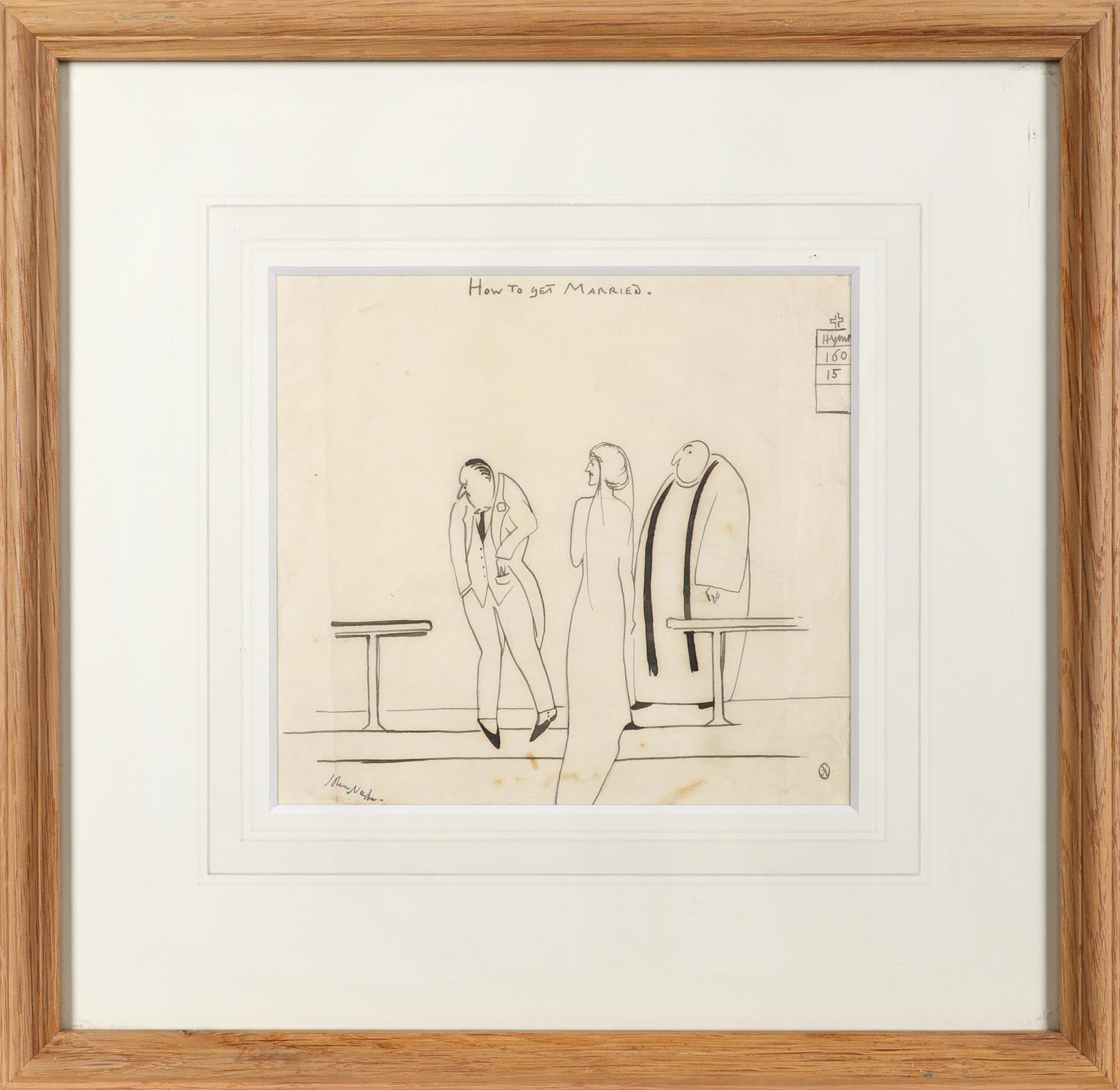 ‡John Nash CBE, RA (1893-1977) Horse play; How To Get Married Two, the latter signed John Nash ( - Image 4 of 6