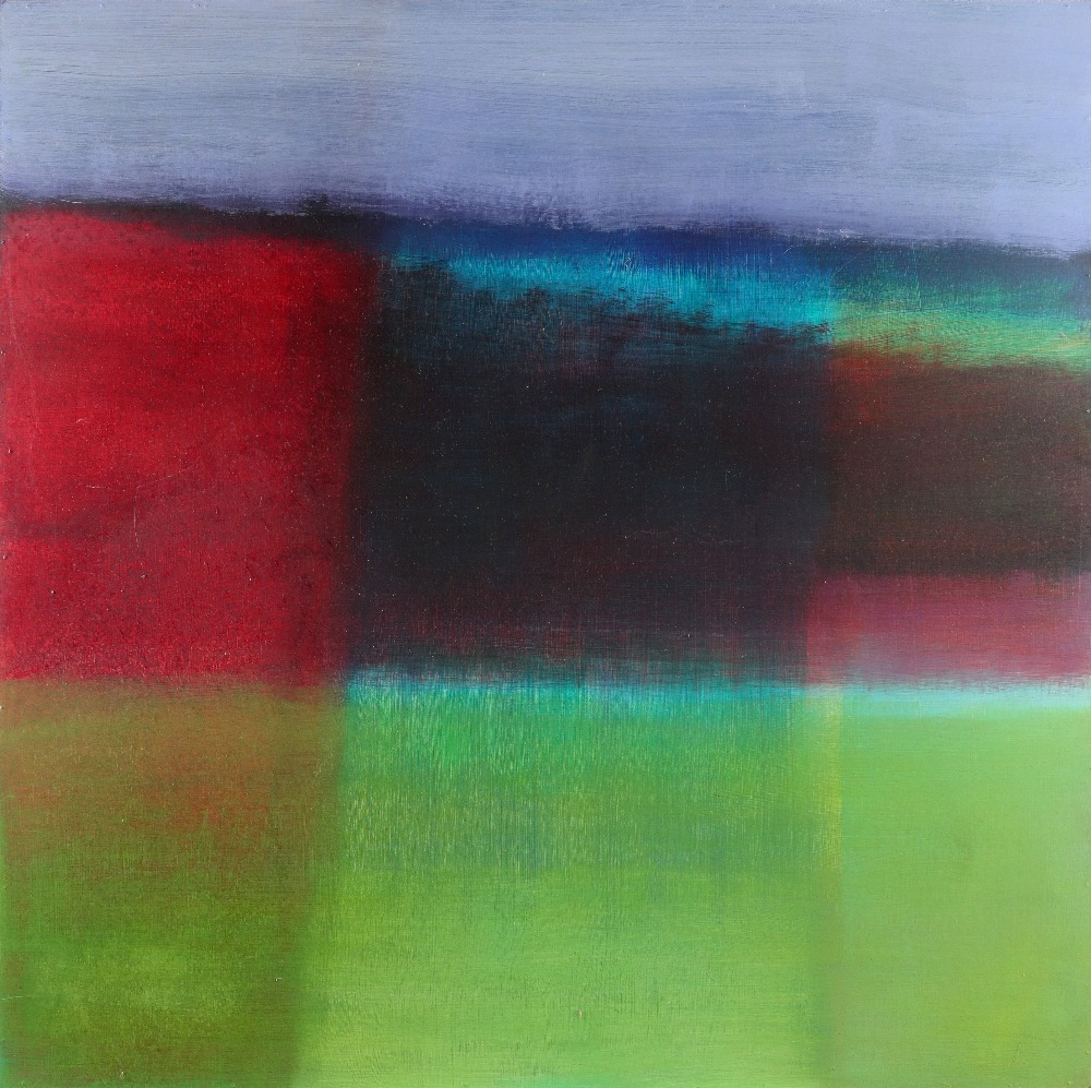 ‡Orla Whelan (Irish b.1975) Composition 15 Signed, dated and inscribed COMPOSITION 15./Orla