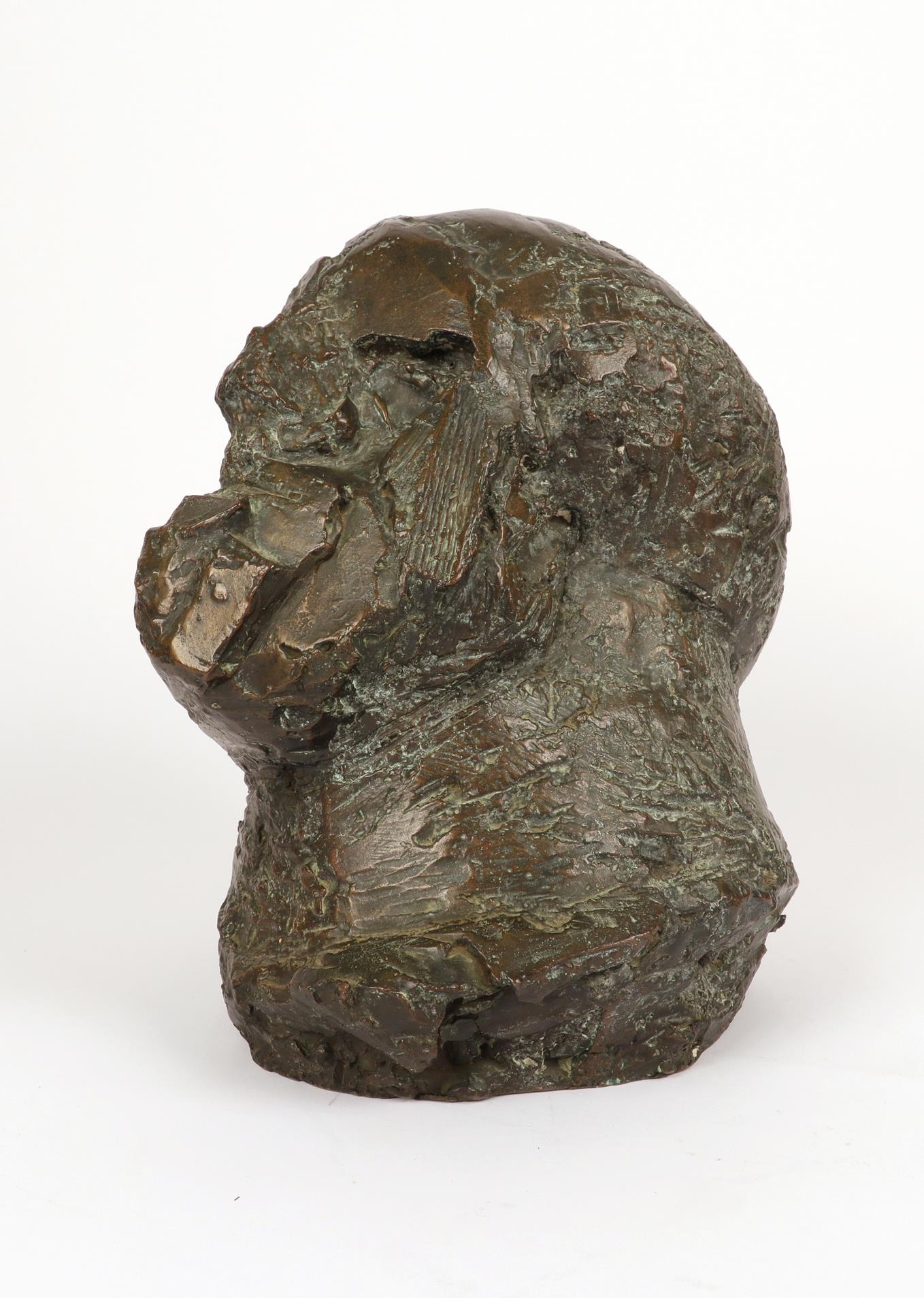 ‡Dame Elisabeth Frink CH, DBE, RA (1930-1993) Soldier Signed and numbered Frink/5/6 Bronze, 1963 - Image 7 of 8