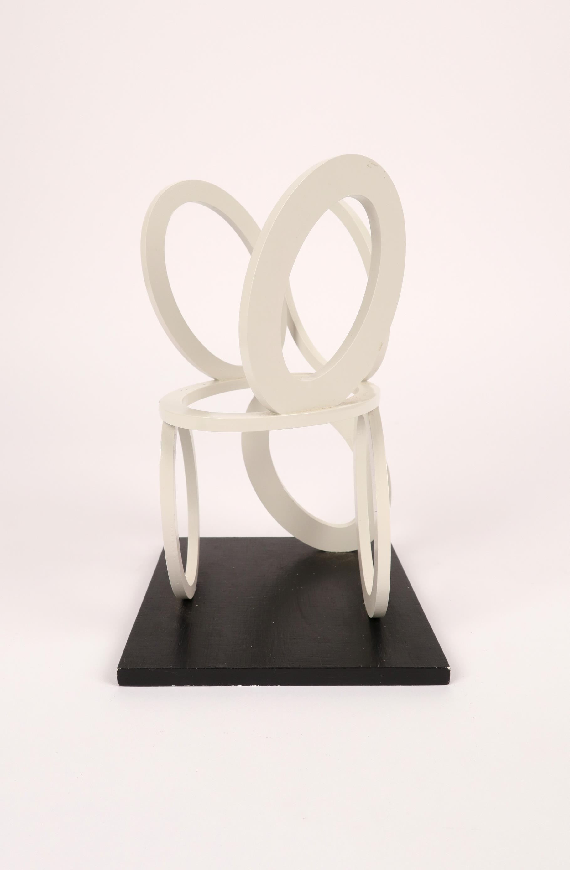 ‡Nigel Hall RA (b.1943) Slow Motion Maquette Signed, dated and inscribed SLOW MOTION/MAQUETTE/ Nigel - Image 2 of 4