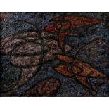 ‡Nina Hosali (1898-1987) Floating Forms; Encounter I; Two figures Three, one signed and dated Hosali
