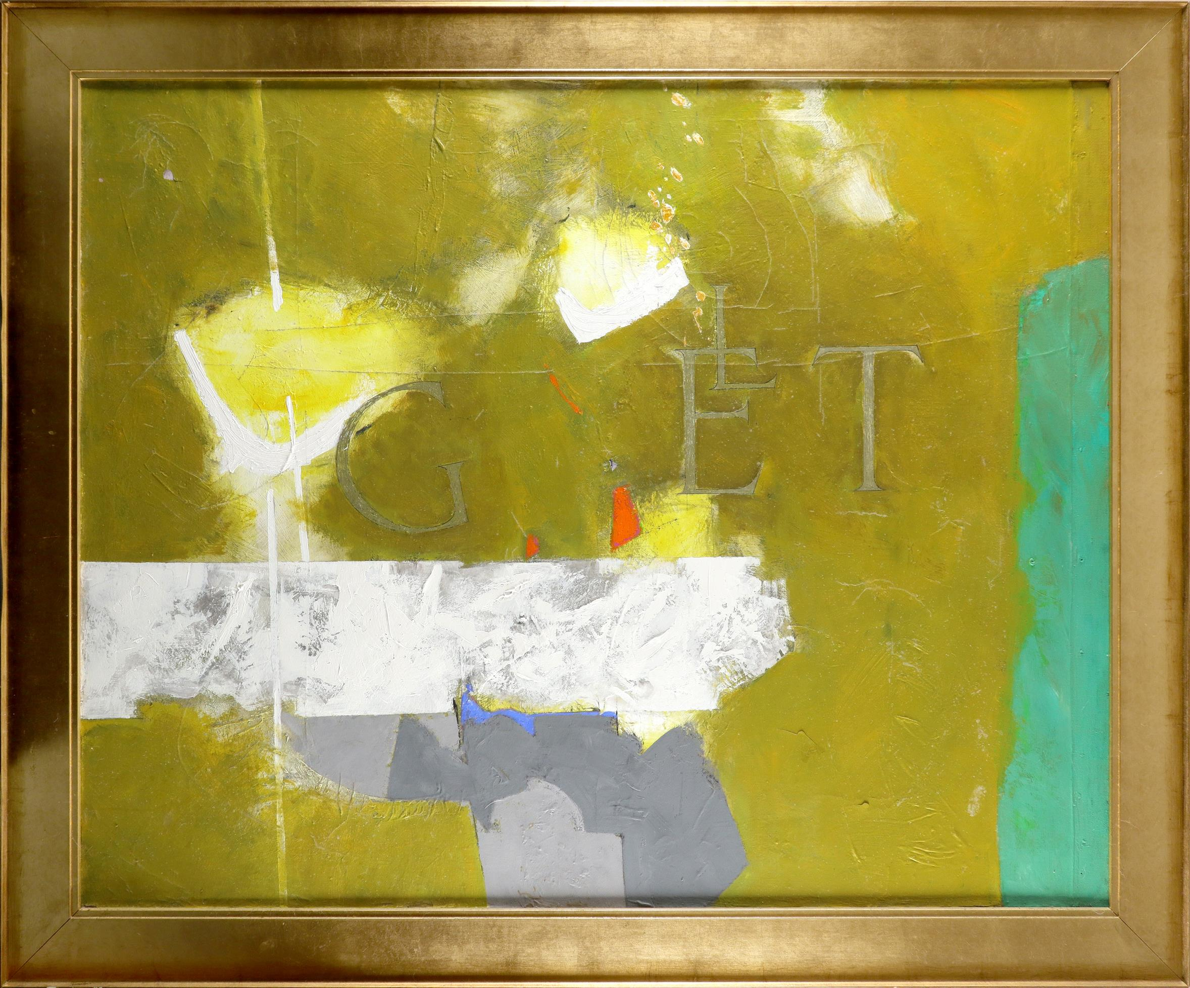 ‡Alastair Michie RWA, FRBS (Scottish 1921-2008) G.E.L.T. Signed Alastair Michie also titled and - Image 2 of 3
