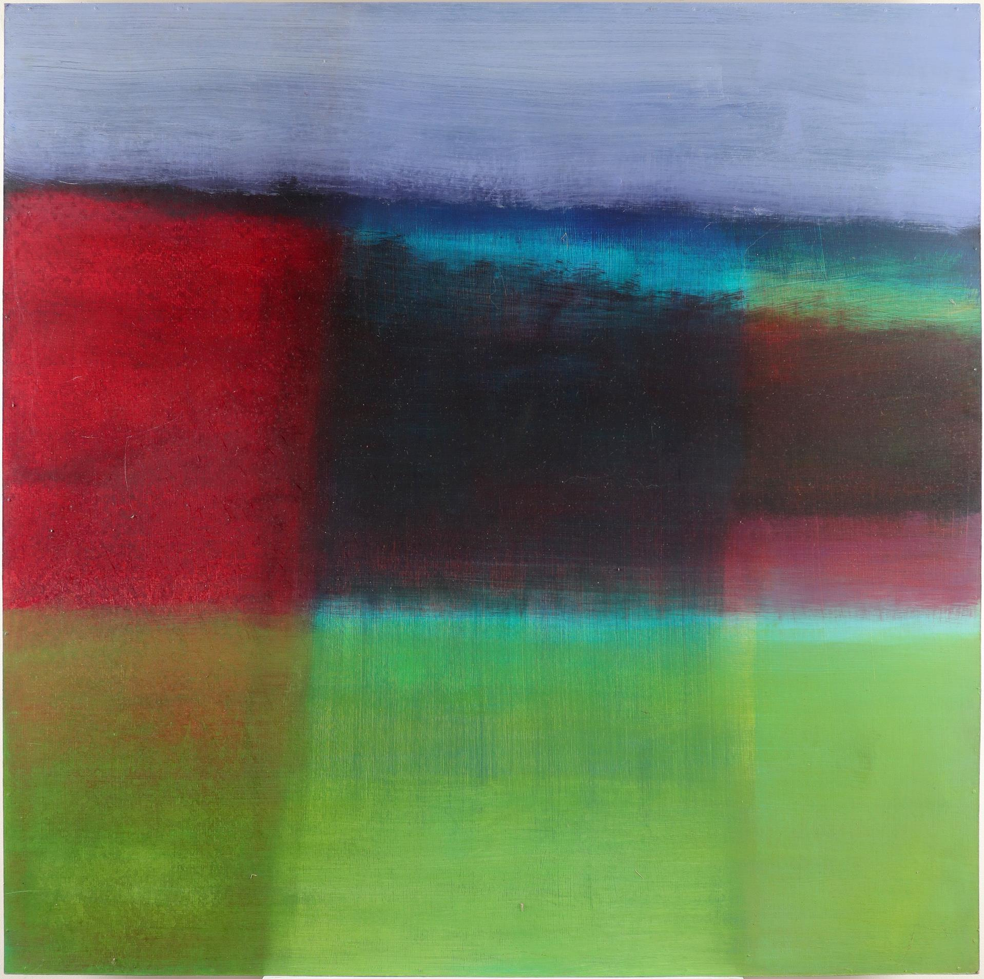 ‡Orla Whelan (Irish b.1975) Composition 15 Signed, dated and inscribed COMPOSITION 15./Orla - Image 2 of 3