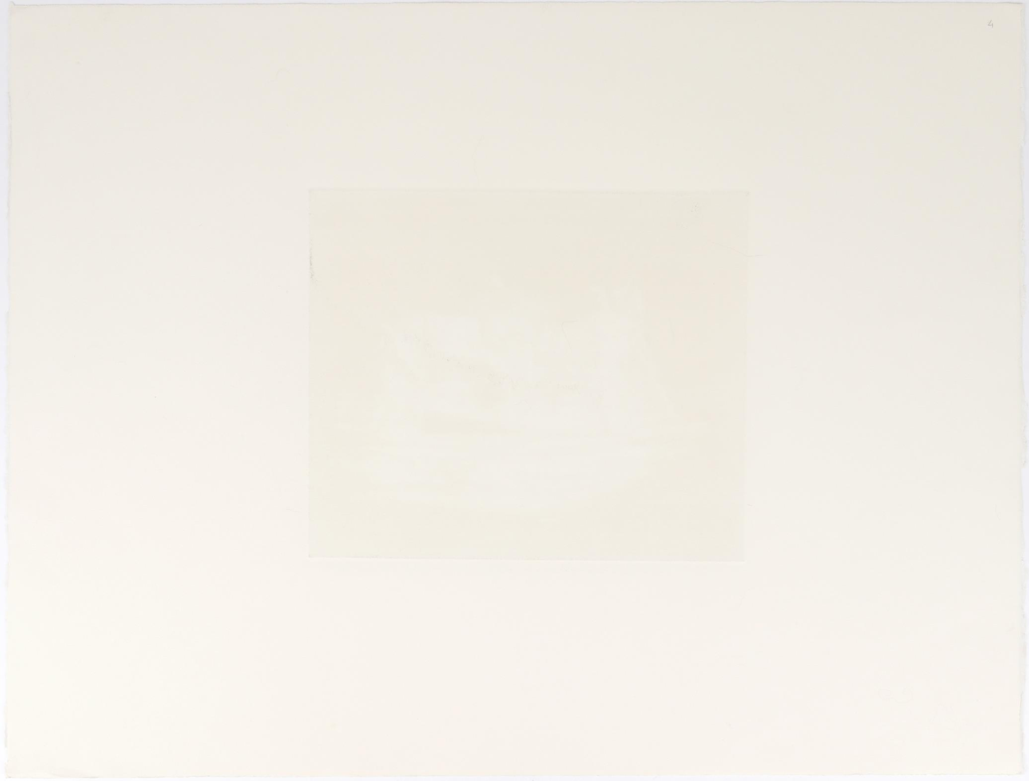 ‡Sir Eduardo Paolozzi CBE RA (Scottish 1924-2005) Study for Bruckner; On the Moon; Untitled Three, - Image 4 of 9