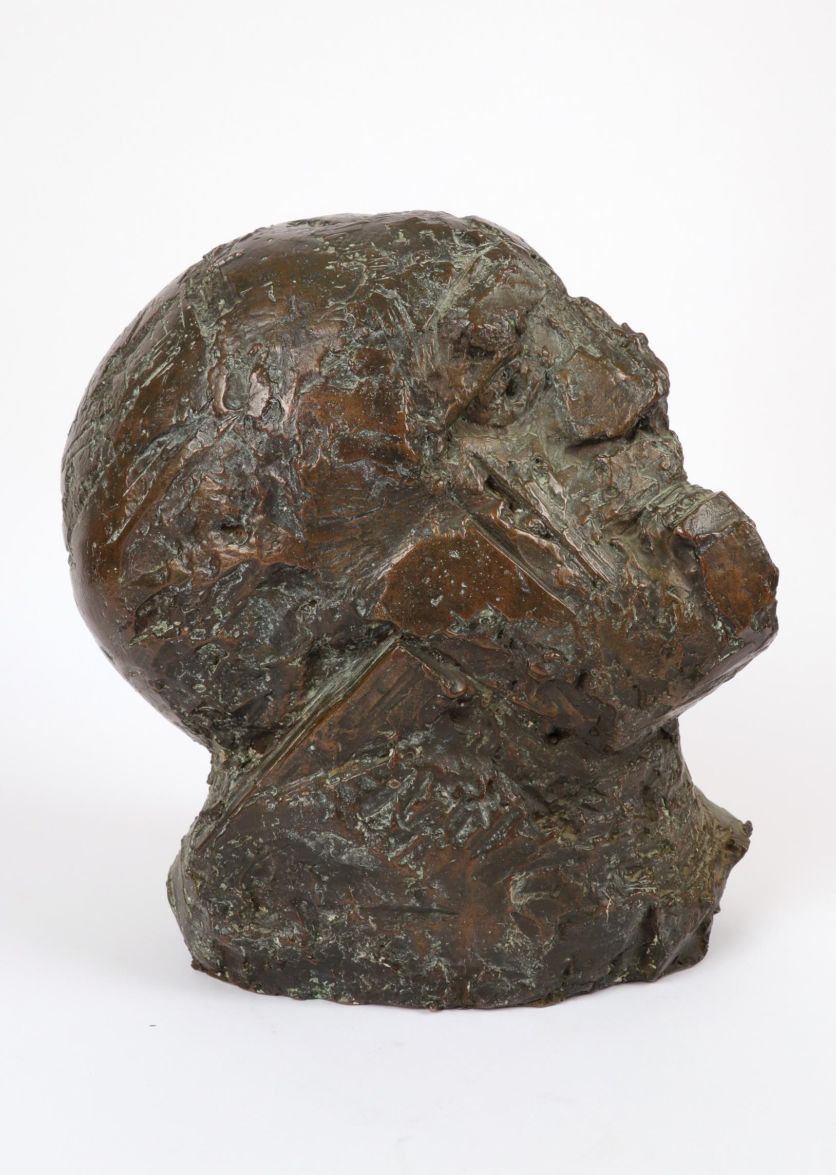 ‡Dame Elisabeth Frink CH, DBE, RA (1930-1993) Soldier Signed and numbered Frink/5/6 Bronze, 1963 - Image 6 of 8