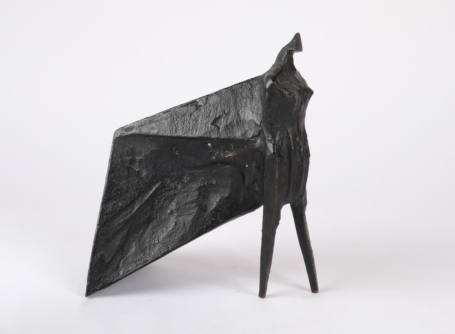 ‡Lynn Chadwick CBE, RA (1914-2003) Pair of Cloaked Figures III Each signed dated and numbered C/77/ - Image 6 of 22